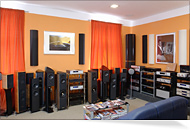 Hifi Studio Tykon - Showroom 1