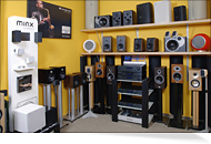 Hifi Studio Tykon - Showroom 2