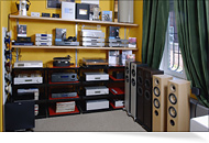 Hifi Studio Tykon - Showroom 3